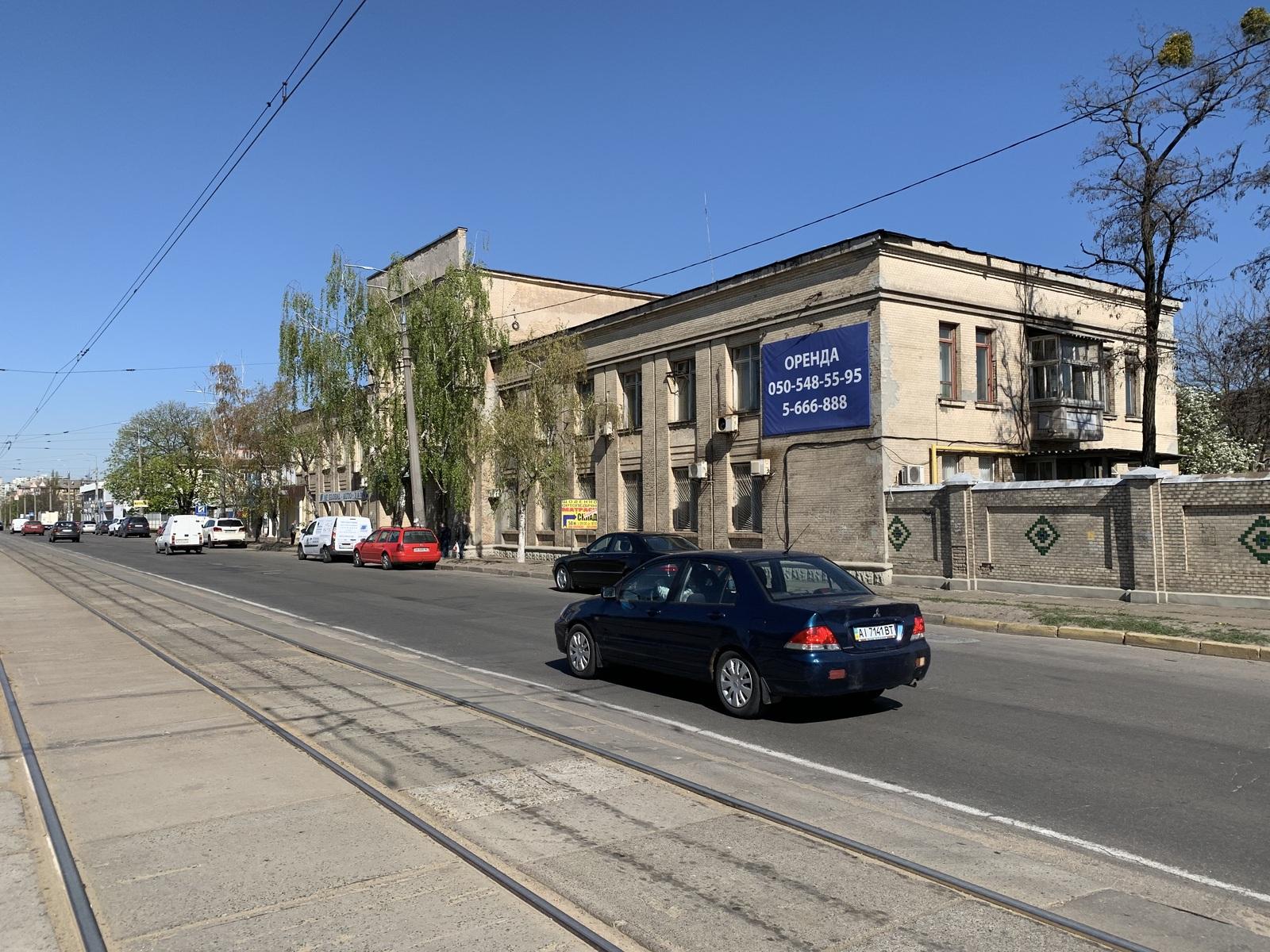 Продажа имущественного комплекса 19 000 кв.м. на ул.Бориспольская, СПП 2%