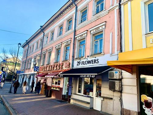 Продажа отдельно стоящего здания ул. Сагайдачного 29-А